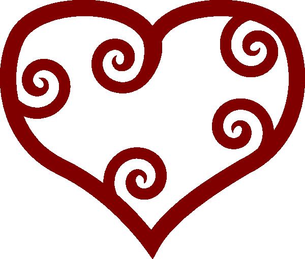 Valentine Heart Clip Art Free