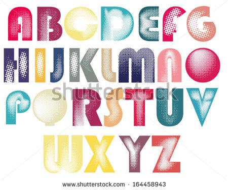 Vector Art Fonts