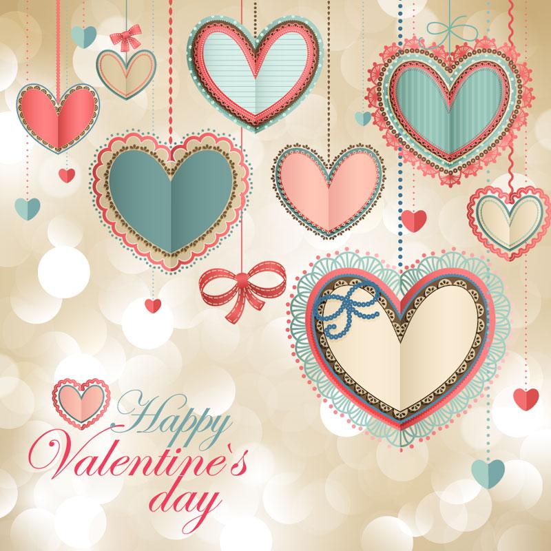 Vintage Valentine's Day Clip Art Free