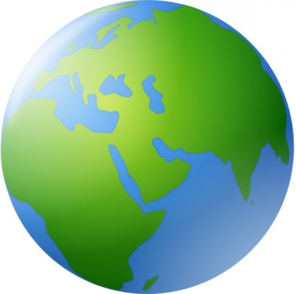 World Globe Clip Art Free