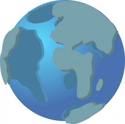 World Wide Web Globe Clip Art