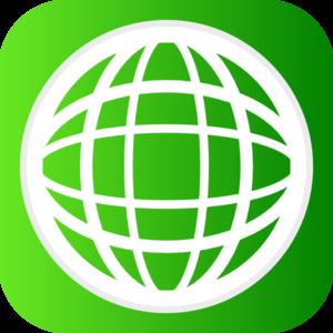 World Wide Web Globe Icon
