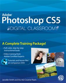 9 Classroom Photoshop CS5 Book PDF Images