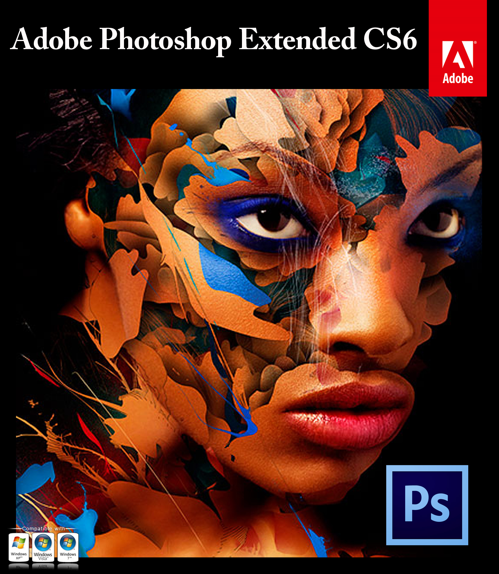 13 Adobe Photoshop CS6 Cover Images