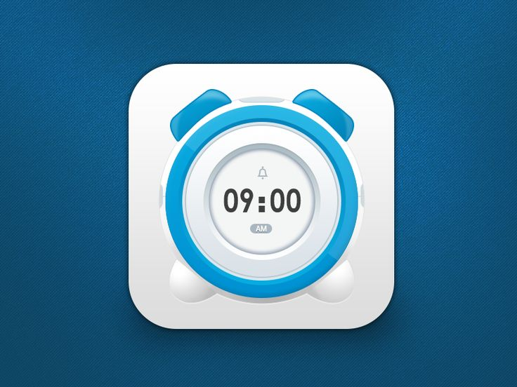 15 Clock App Icon Images - Clock App On iPhone, iPhone Clock