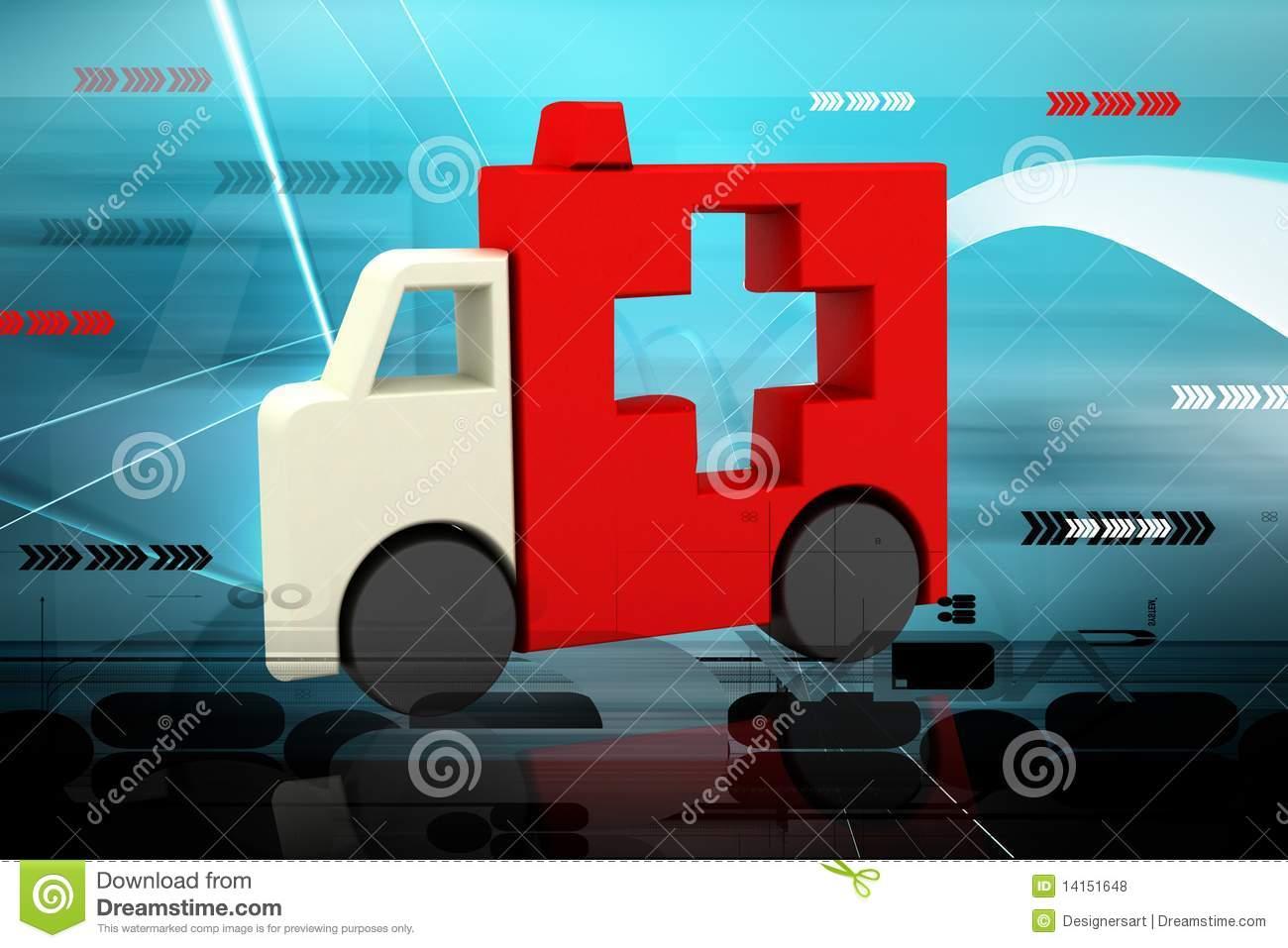 Ambulance Symbol