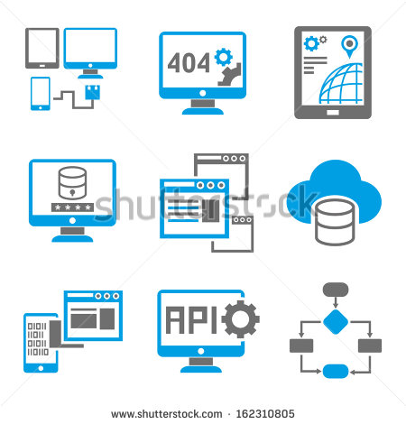 12 software programmer icon images software development