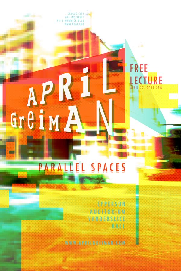 April Greiman Graphic Design