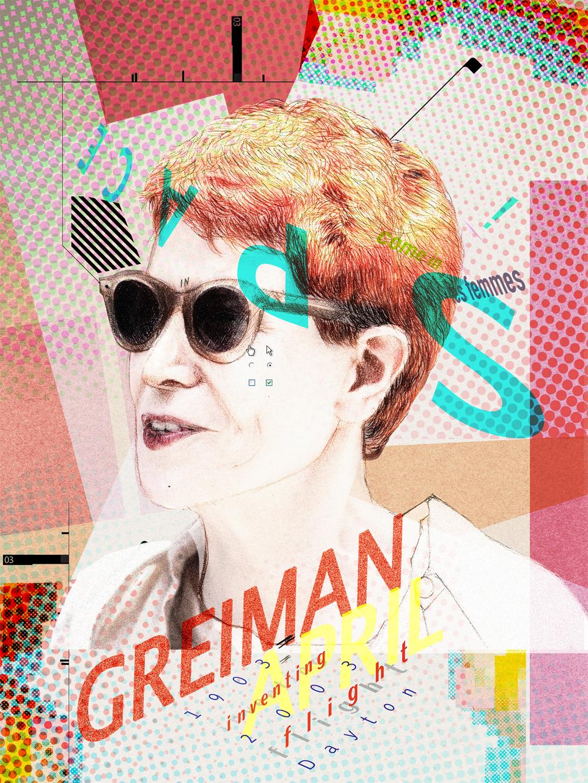 April Greiman Graphic Designer