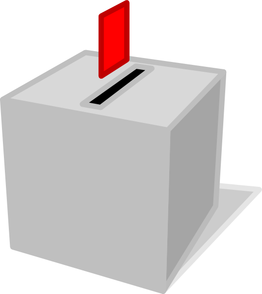 9 Ballot Box Vector Free Images