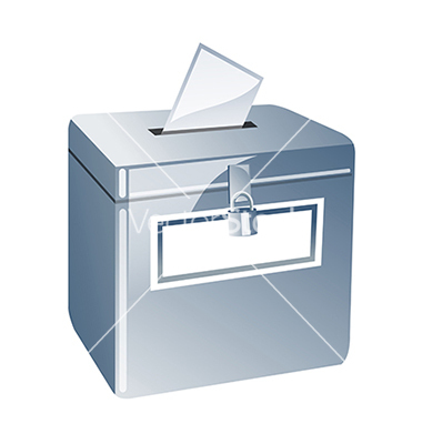 Ballot Box Icons