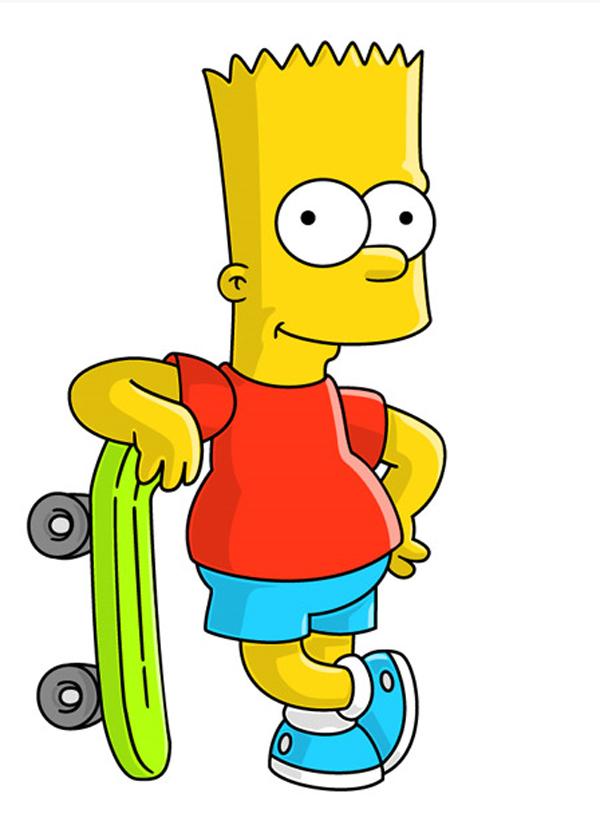 Bart Simpson Sister Name