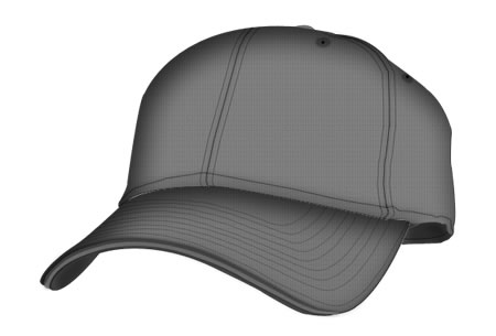 18 Blank Baseball Cap Template Images