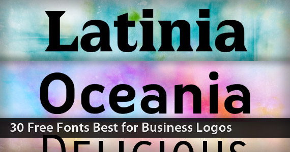 Best Business Font Logo
