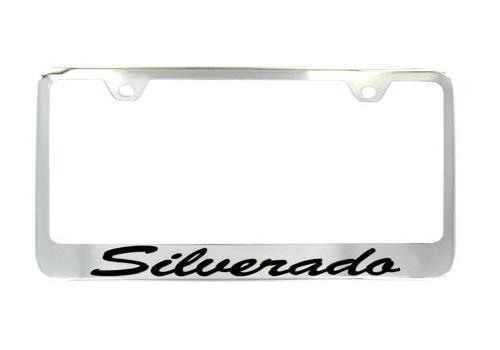 Chevrolet Silverado Font