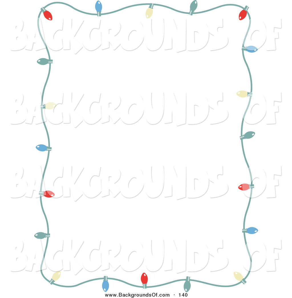 Christmas Lights Clip Art