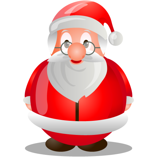8 Christmas Santa Icon Images