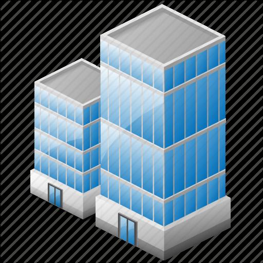 12 3D Office Building ...