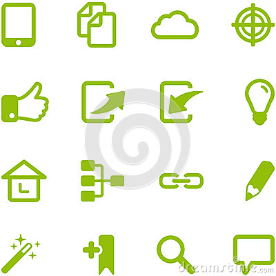 Computer Program Icons