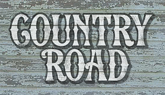 5 Country Font Styles Images