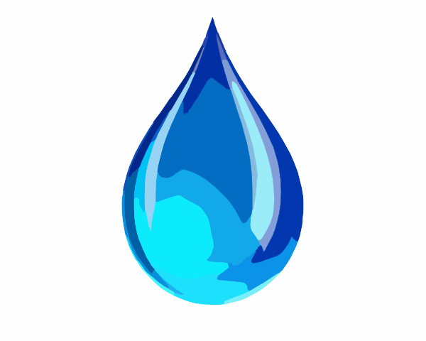 9 Small Water Drop Icon Images