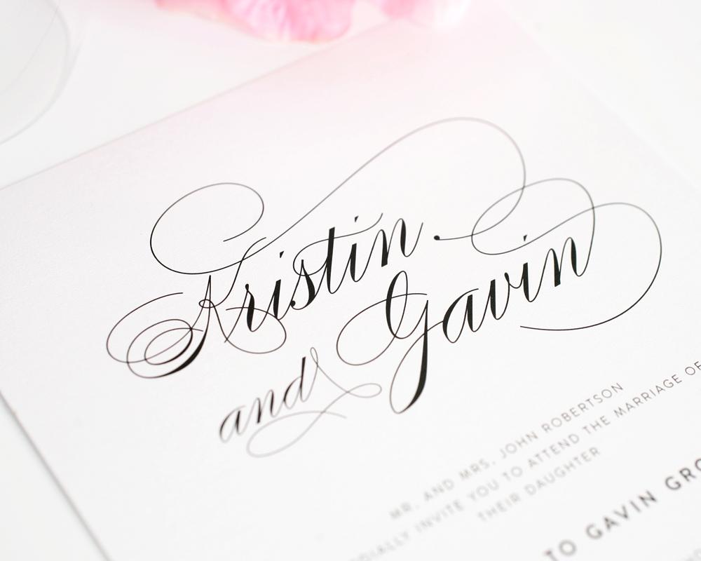 Elegant Script Wedding Fonts