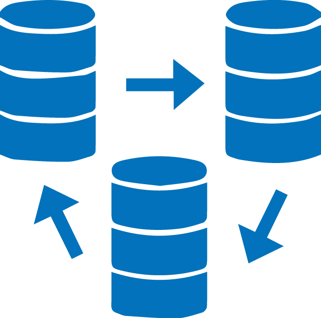 7 Data Warehouse Icon Images