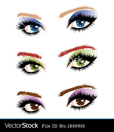 Eye Vector Graphic