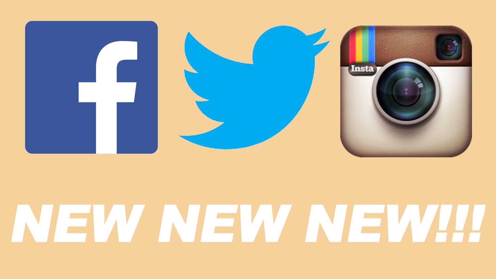 7 facebook twitter instagram icons images facebook