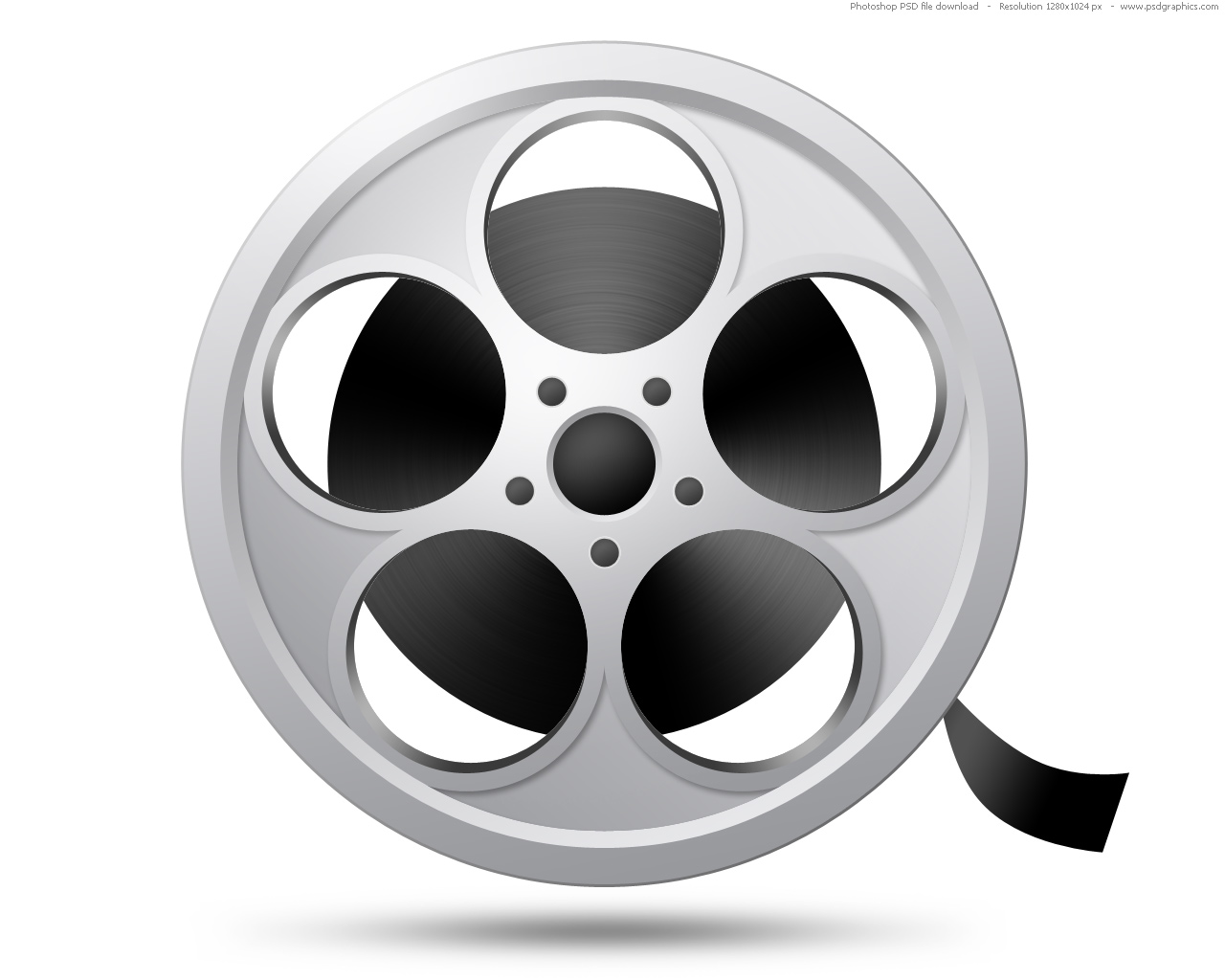 15 Movie Reel Icon Images
