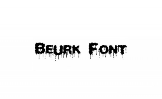 Flatbush Zombies Logo Font