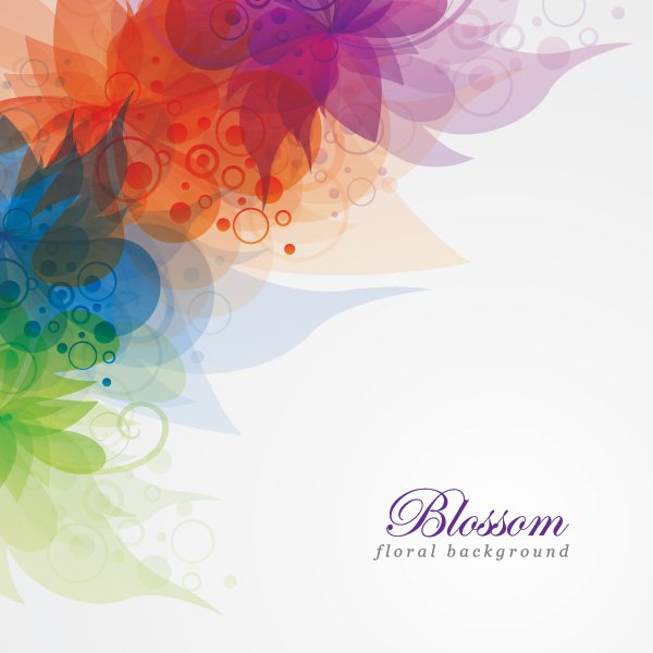 Flower Blossom Vector Graphic