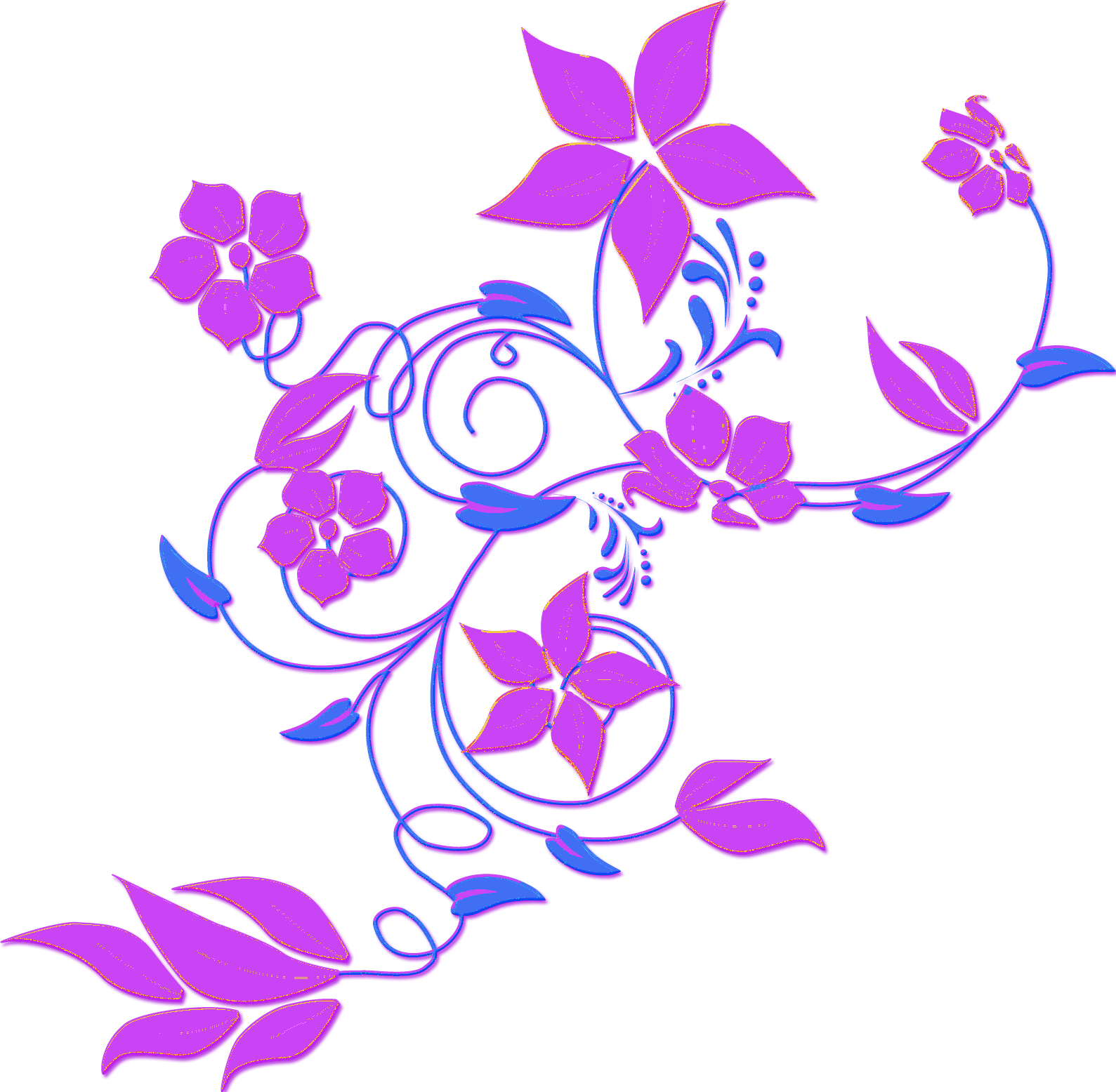 10 Roses Vector PNG Files Images
