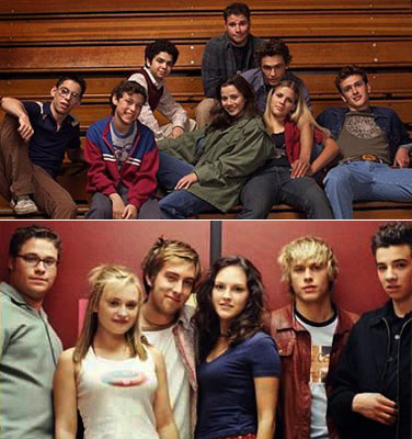 Freaks and Geeks Undeclared TV Show