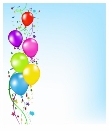 Free Birthday Party Balloons