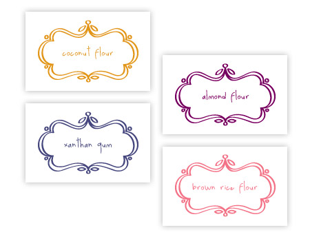 Free Blank Printable Tags Labels