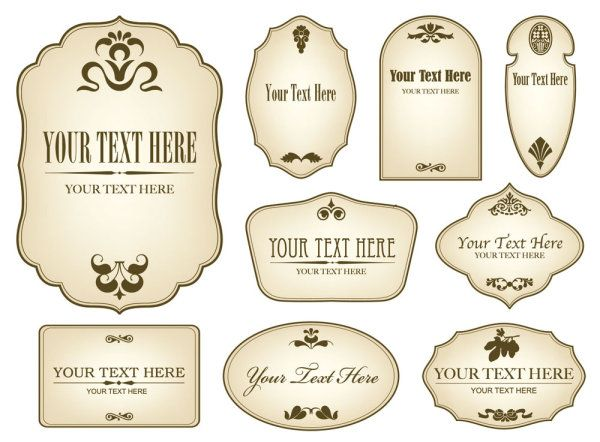 Free Bottle Label Templates
