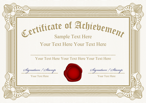 10 certificate templates psd free download images free diploma free certificate design templates yadclub Choice Image