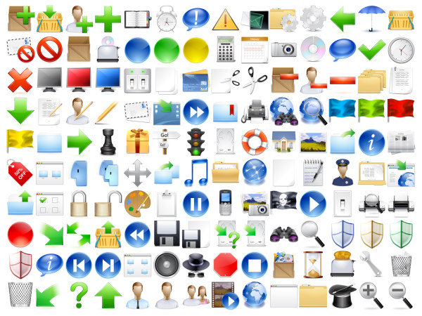 Free Icons for Commercial Business
