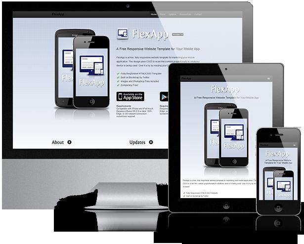 Free Responsive Website Templates