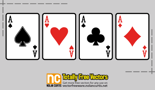 Free Vector Playing Cards