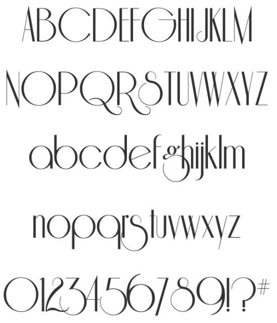 Free retro script fonts images vintage cursive font