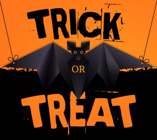 12 Trick Or Treat Vector Images