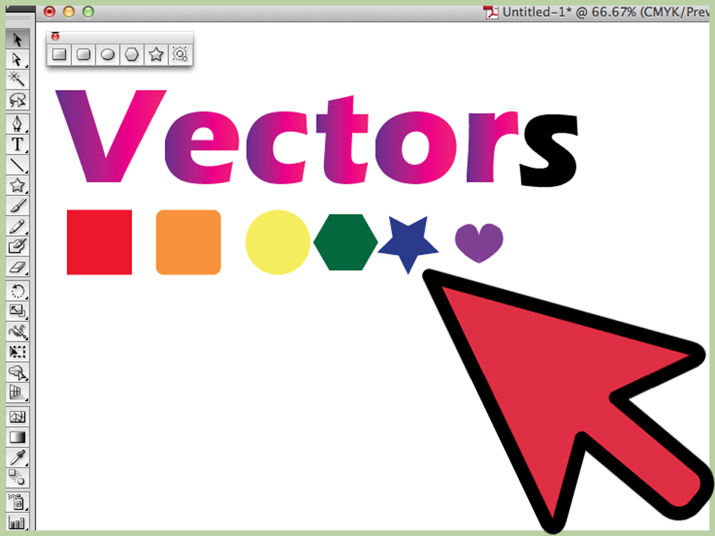 How to Create in Adobe Illustrator Vectors