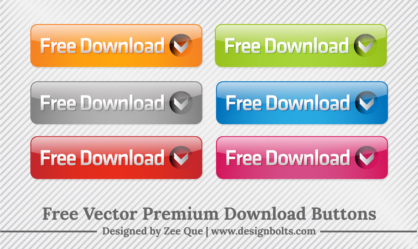 Icon Buttons Free Download