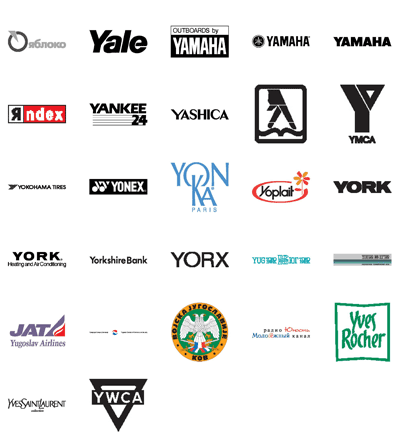 Logos That Start with Y