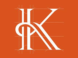 Logos with the Letter K