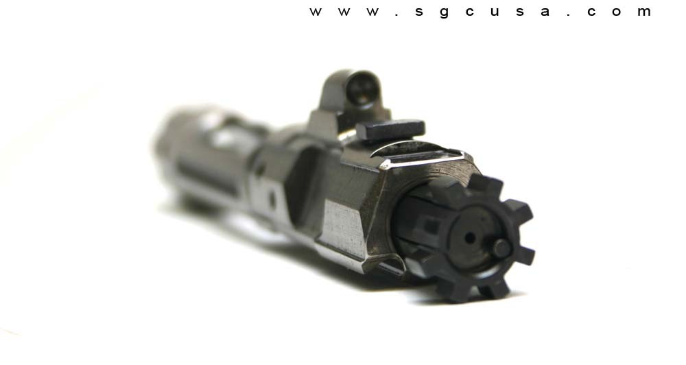 LWRC Piston Upper Receiver