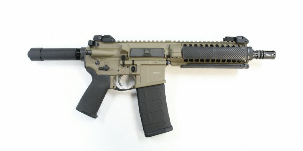 15 LWRC PSD Pistol 10 Inch Barrel Images