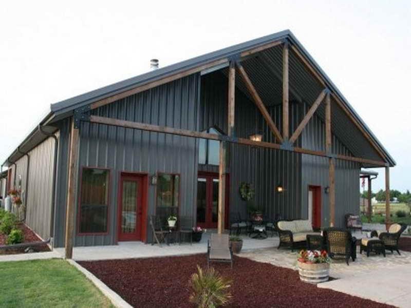 20 Metal Building Designs Images